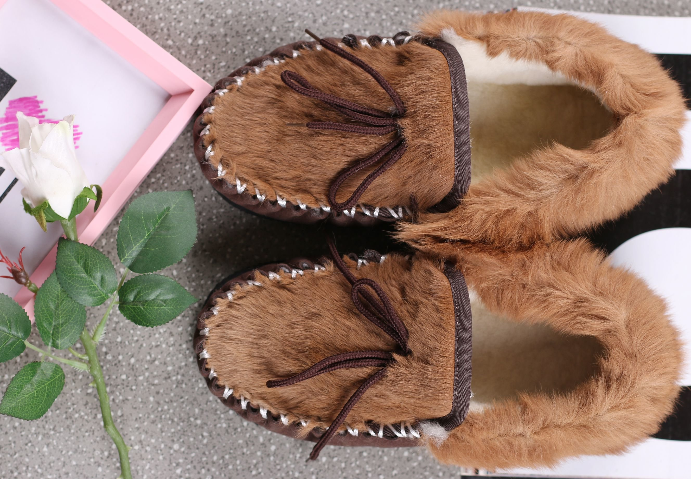 OEM supplier of double face kangaroo skin shoes