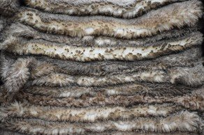 raw hide skin of Yixing Fur Products